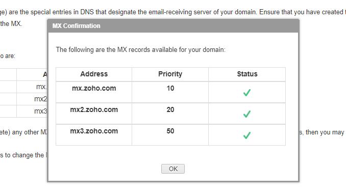 Tạo email tên miền riêng miễn phí với zoho mail