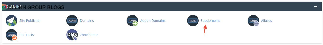 Subdomain và Parked Domain là gì ?